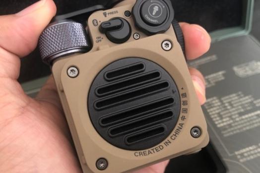 猫王·野性mini便携式蓝牙音箱开箱体验