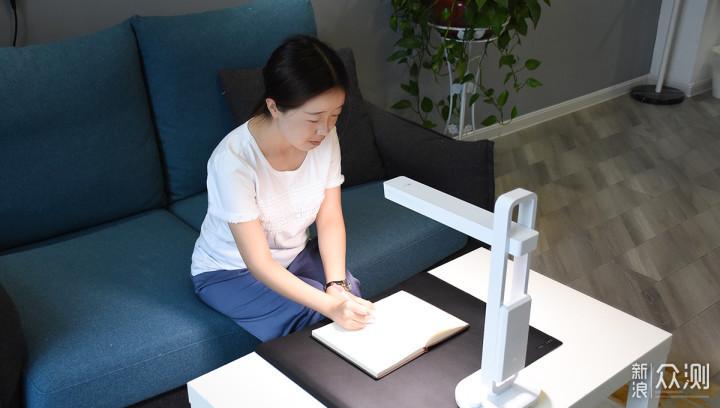 家庭教育成长伴侣 成者小光环智能教育扫描仪_新浪众测