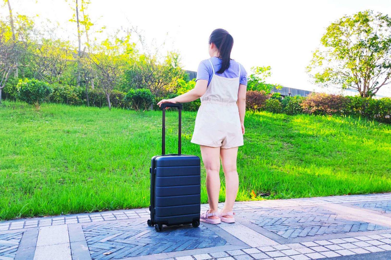 陪你走世界,小米旅行箱让路上的风景更美