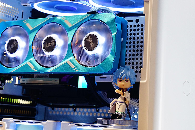 把蓝天白云放在桌上:i5+B460+2060S的ITX主机