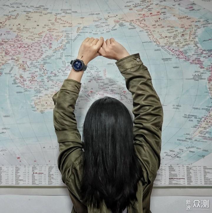 户外和运动变有趣:本能太阳能GPS户外腕表_新浪众测