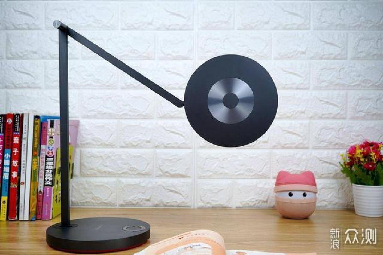 最护眼的自然光:thinkplus自然光谱台灯分享!