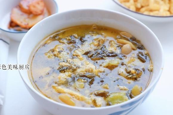 记忆中的那一道汤,鲜美好喝,每次都要喝两碗