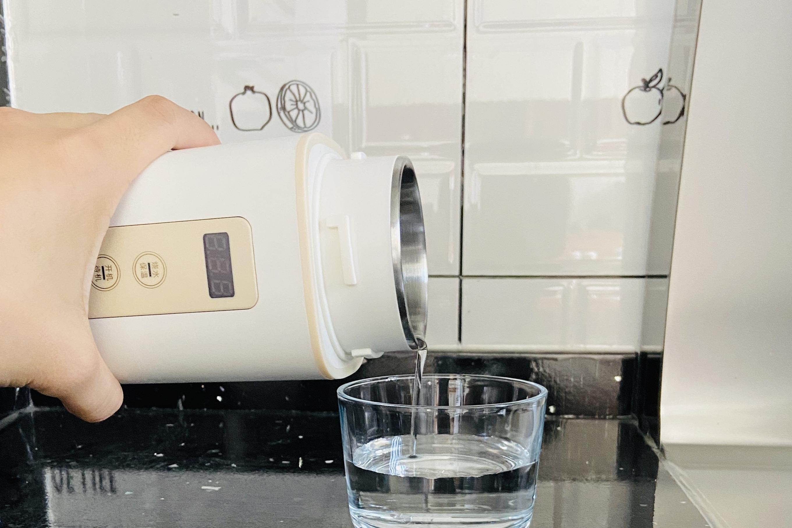喝水一步到位,大宇便携烧水壶给我的一点感悟