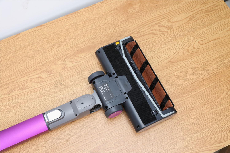 吉米P7小轻杆吸尘器上手体验,轻便能行?