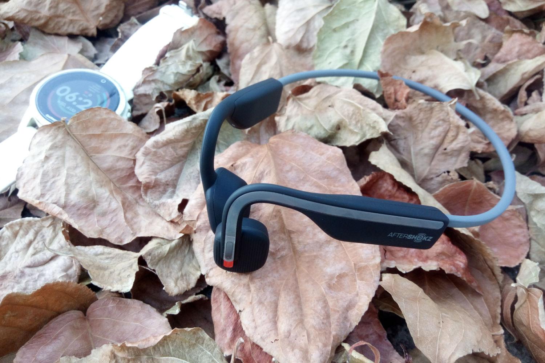 户外运动的音乐伴侣,韶音AS660骨传导耳机