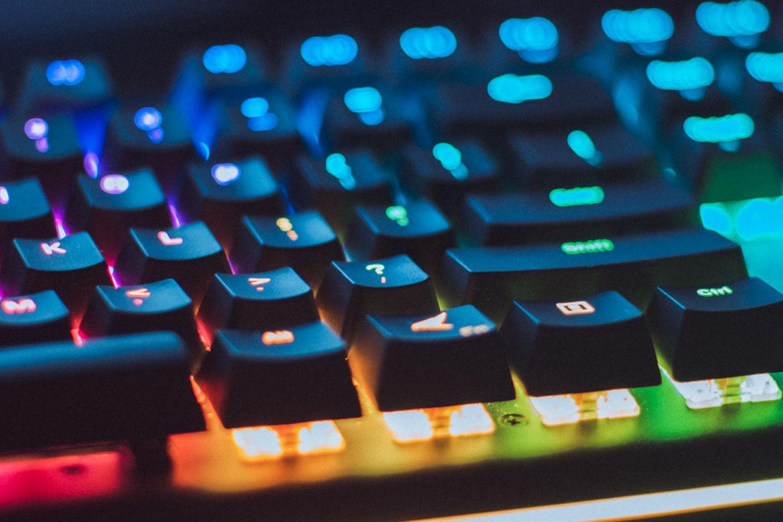超炫星云幻彩RGB键鼠套装 杜伽 K520+M600