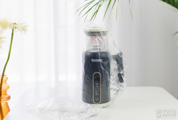 小身材大用处,冷热饮品一键搞定的迷你破壁机_新浪众测