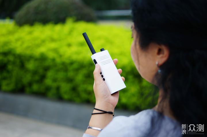 通话清晰,轻松写频:小米对讲机Lite体验_新浪众测