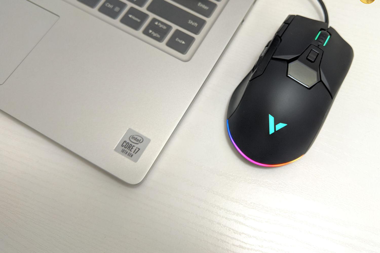 #初秋#雷柏V330游戏鼠标值得入手吗?