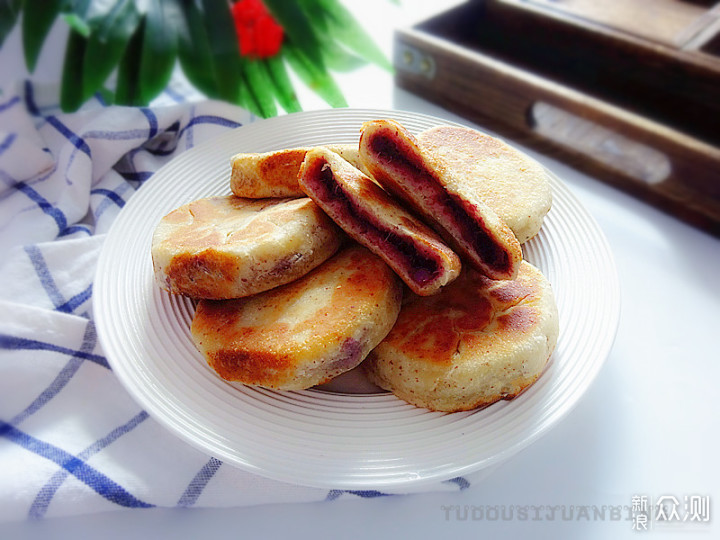 这是孩子最爱吃的小饼,不放糖也香甜_新浪众测