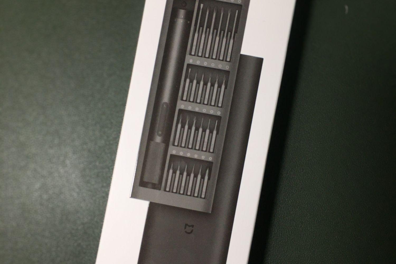 居家必备神器  米家电动精修螺丝刀开箱测评