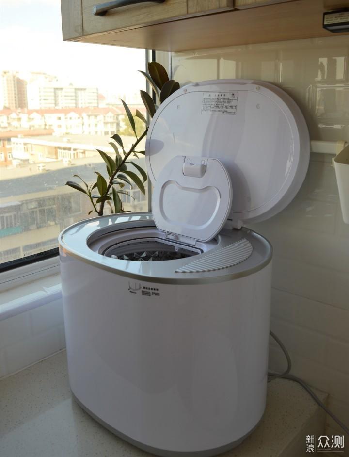 海信HB1018内衣洗衣机体验_新浪众测
