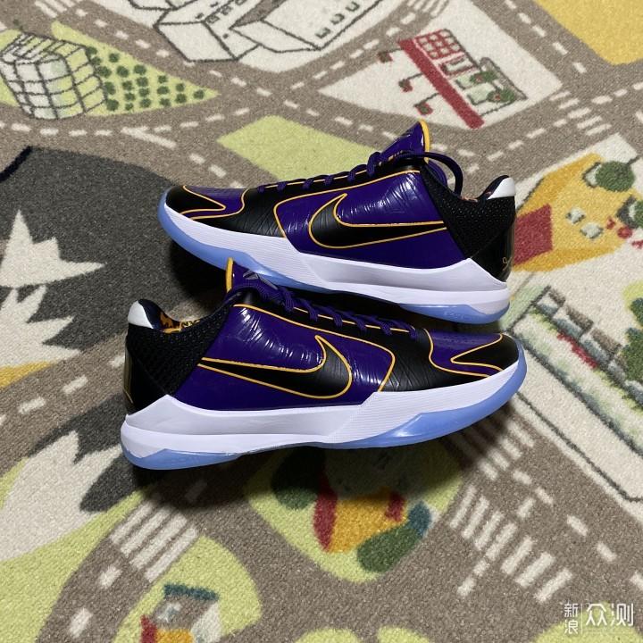 #初秋#首晒Nike Zoom Kobe V Protro 5x Champ_新浪众测