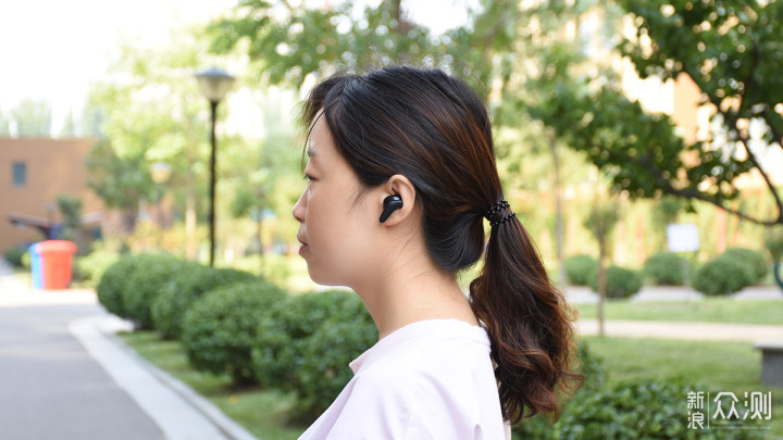 乐享灵动 聆听美好 雷柏i100真无线立体声耳机_新浪众测