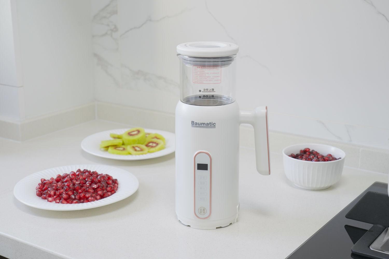Baumatic便携式料理机,给精致的生活添点料