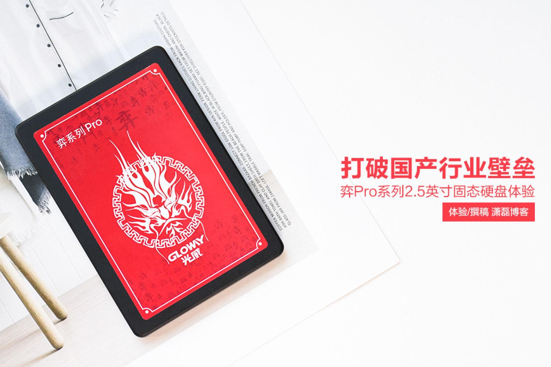 打破国产行业壁垒 弈Pro系列2.5英寸固态硬盘