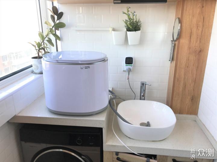 女生必备的洗护好物——海信HB1018内衣洗衣机_新浪众测