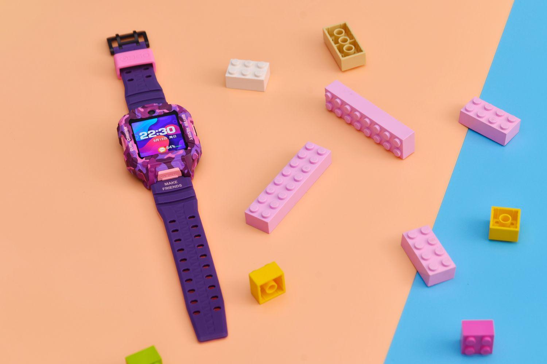 潮酷!360儿童手表S2领航探索版开箱体验