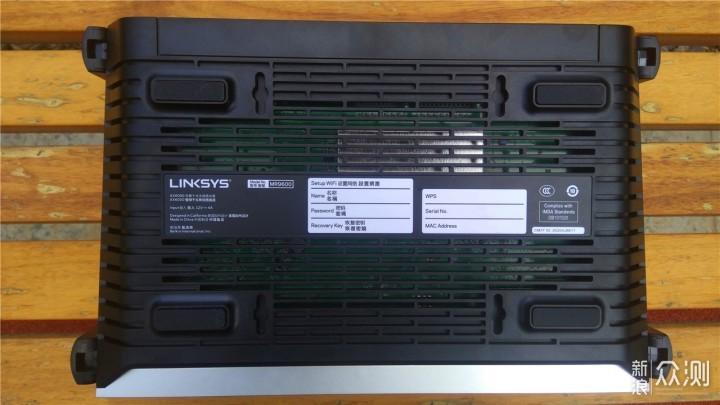 好路由,家中常备——Linksys MR9600使用体验_新浪众测