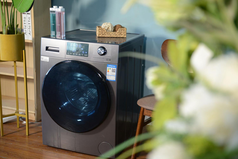 15天体验海尔墨盒滚筒洗衣机:能省钱的洗衣机