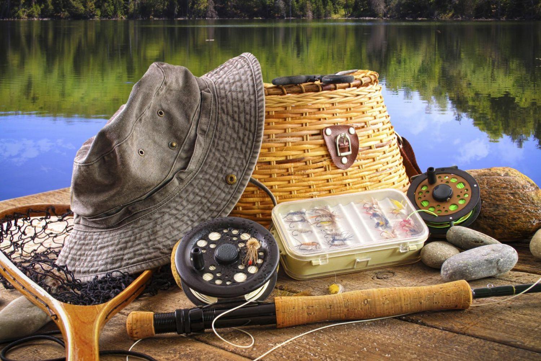 技术帖:鱼钩类型和绑钩方法