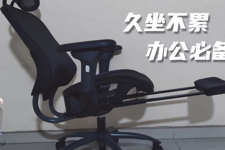 网易严选人体工学椅,老罗爱否点赞千元扛把子