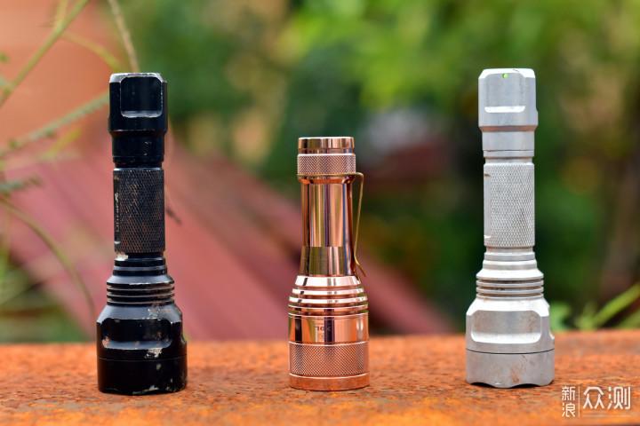 FW21 X9L 红铜版--最小巧的90灯珠把玩手电_新浪众测