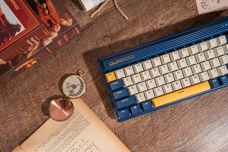 杜伽FUSION无线机械键盘免费试用,评测