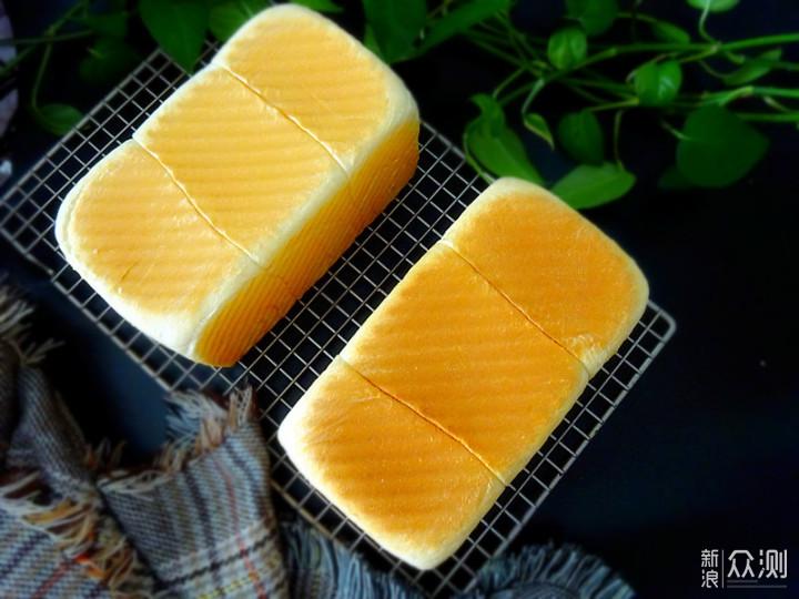用了5年的面包配方,不加鸡蛋也细腻暄松_新浪众测