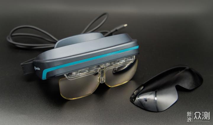 突破视觉界限!DreamGlass AR智能眼镜测评!_新浪众测