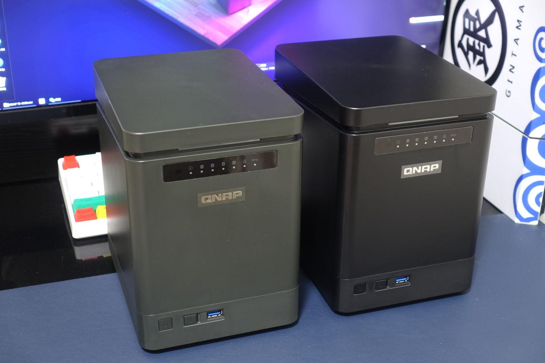 TS-453Bmini VS TS-453Dmini新旧机型对比测评
