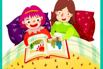 10月上半月,我陪孩子读了这些绘本