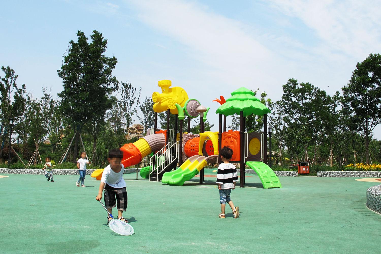 真没想到,邯郸竟然藏着一座这样的亲子公园!