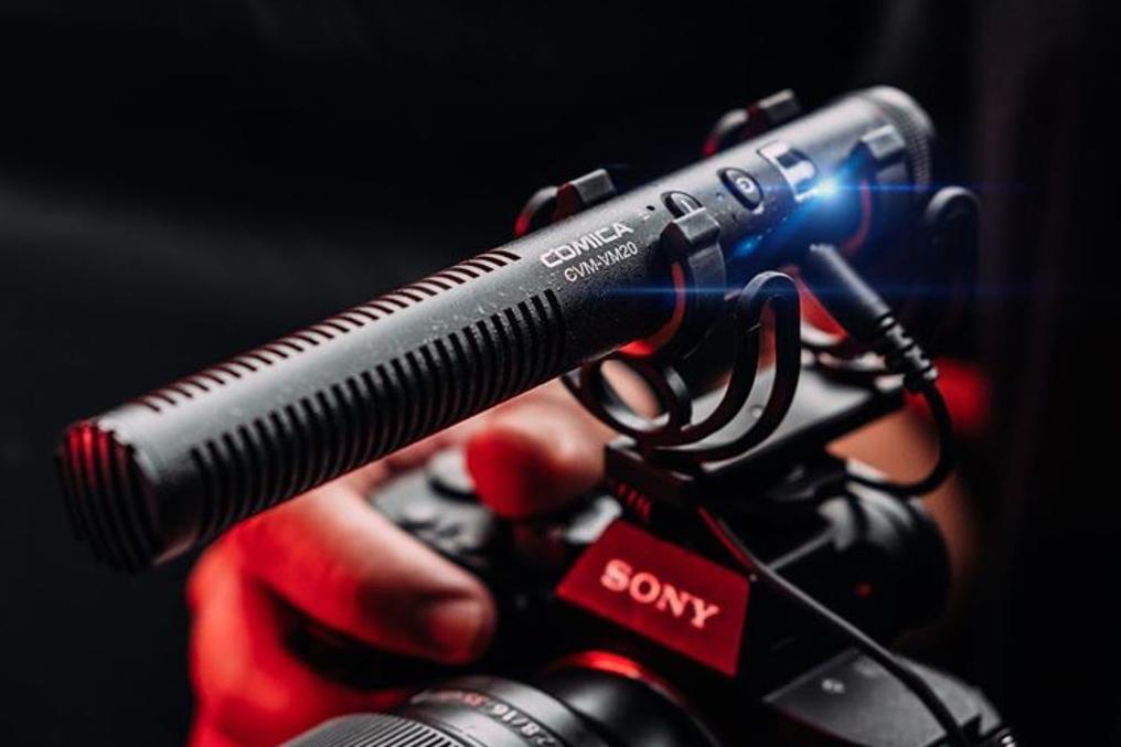 科唛多功能电容枪式麦克风免费试用,评测