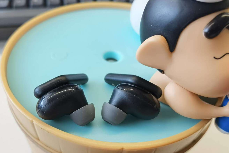 外设品牌做的耳机不次于专业选手-雷柏i100TWS