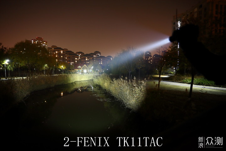 回归操作本质FENIX TK11TAC机械双模式战术筒_新浪众测