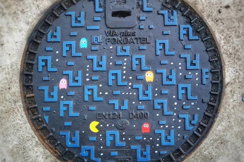 街头艺术,是一种源于生活,表达生活的方式
