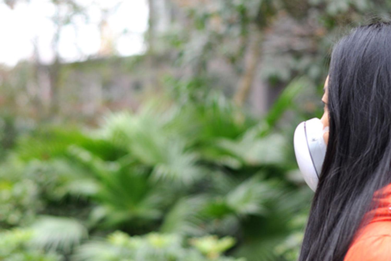 享受自由呼吸的快感,净朗口罩让你深呼吸