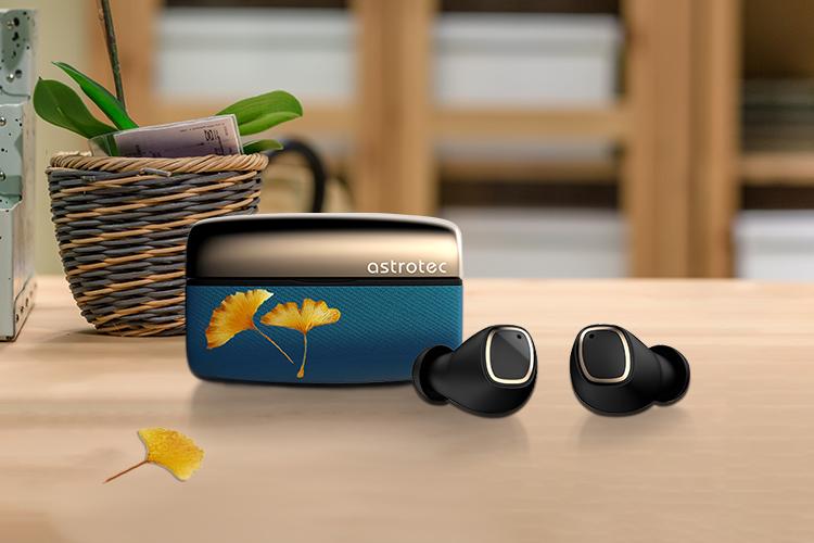 阿思翠S80国潮真无线耳机