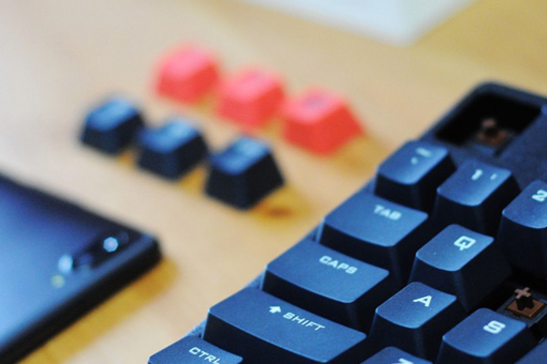 #双11晒单#钛度召唤师机械键盘好物开箱