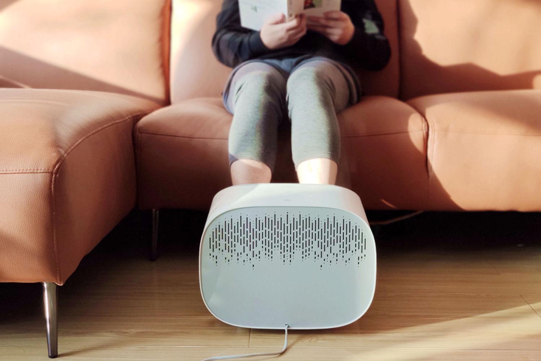 智能操控 蒸汽足浴 暖足暖身