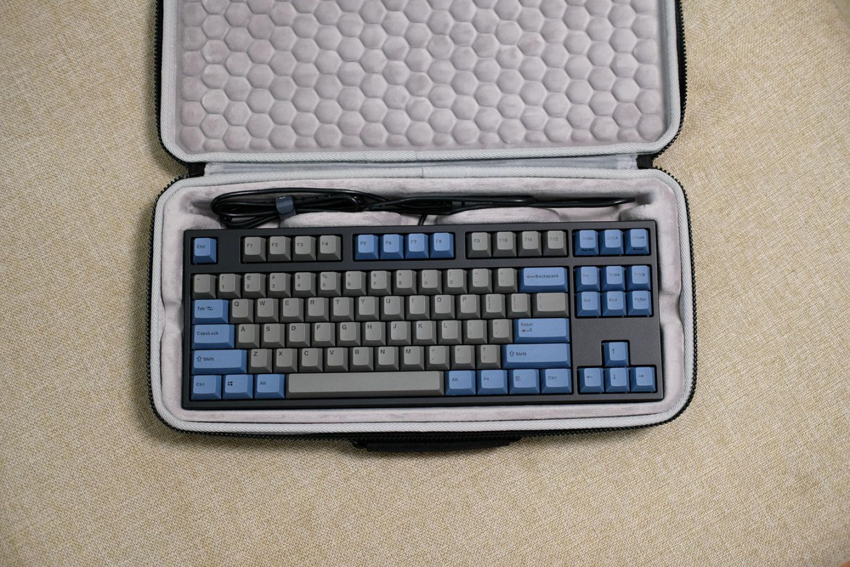 给键盘一个家,shellcase 收纳保护硬包 体验