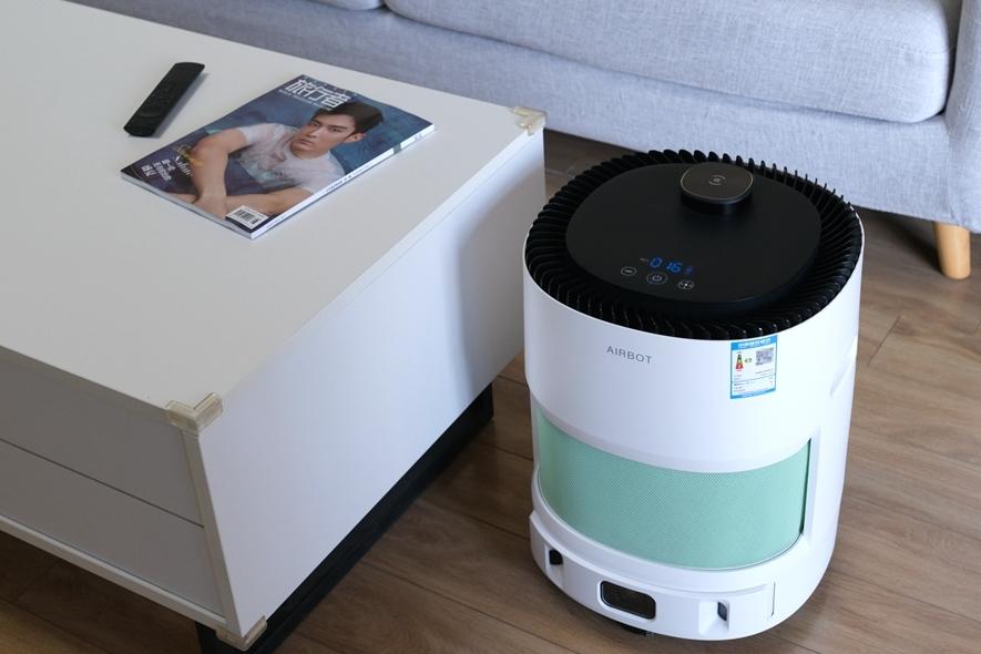 会跑全屋空气净化机器人:科沃斯沁宝Ava体验