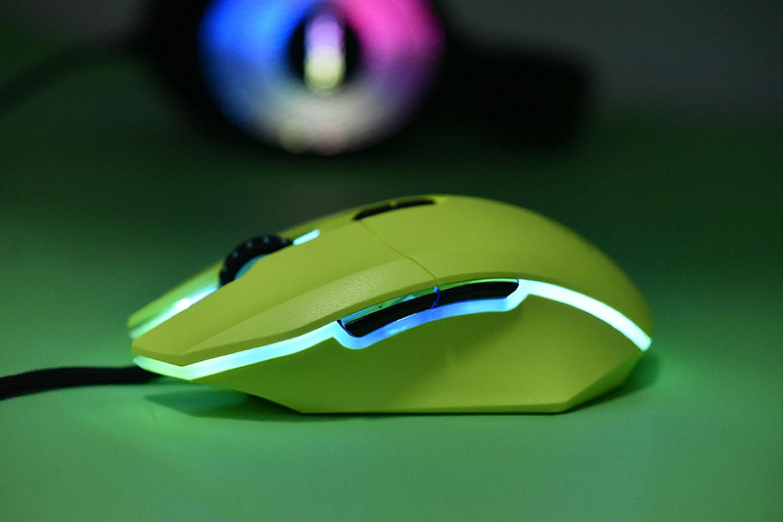 入门轻量鼠标的进化:达尔优EM910mini上手