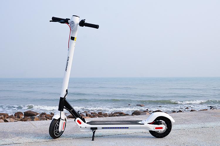 科洛威电动滑板车M5免费试用,评测