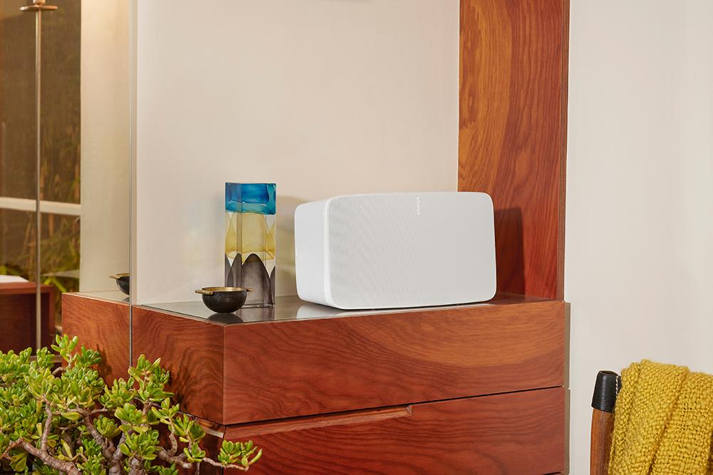 Sonos Five一体式音响免费试用,评测
