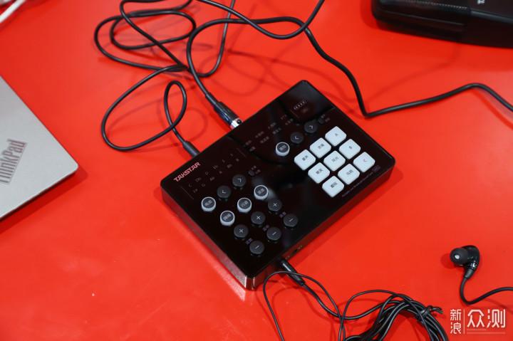 栩栩如声,得胜MX1 Set直播声卡套装了解一下_新浪众测