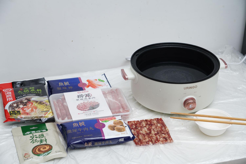一个人吃饭也不能将就:电煮锅横评及美食推荐