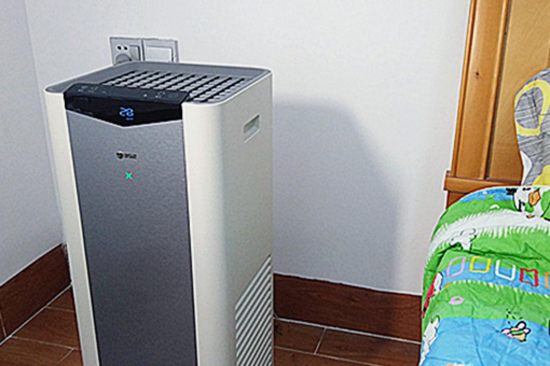 352空气净化器X50S:安静智能净化实力强大